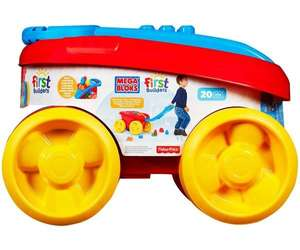 Mega Bloks First Builders Block Scooping Wagon £19.99 + Free Delivery @ Bargain Max