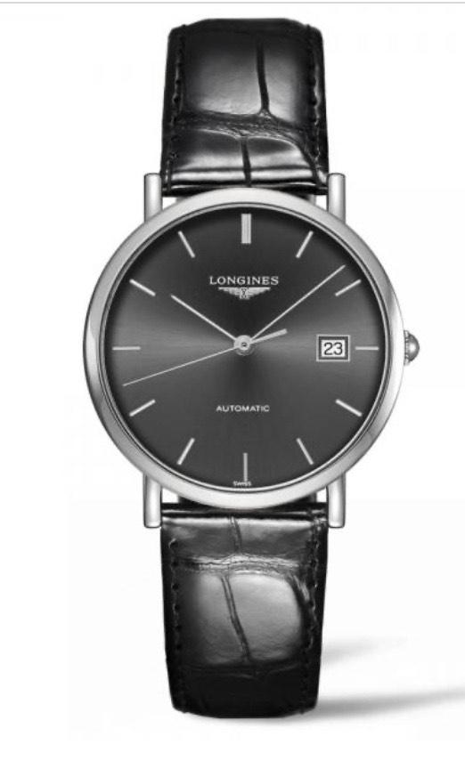 Longines Elegant 37mm Watch £625 @ Burrells