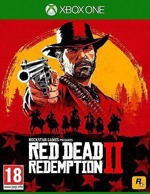 [Xbox One] Red Dead Redemption 2 (Ex Rental) - £13.99 delivered @ Boomerangrentals / ebay
