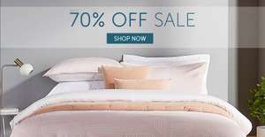 Christy 70% off sale + 15% Voucher code - £3 del or free over £50