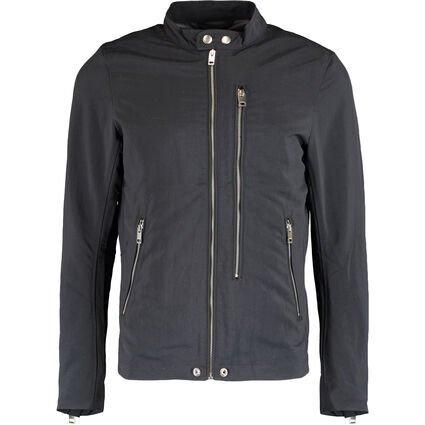 DIESEL Black Harrington Jacket £49.99 @ TK Maxx (+£1.99 click & collect / Free on £50)