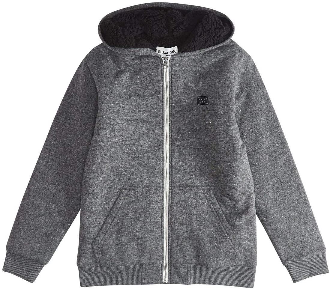 BILLABONG™ All Day - Sherpa Zip Hoodie Boy for Boys Age 12 £13.77 (Prime) £18.26 (Non Prime) @ Amazon