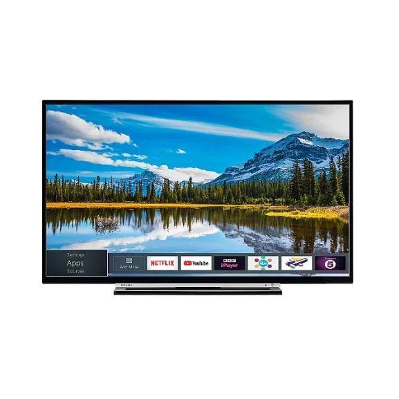 "Toshiba 4K UHD Smart TV 55"" £239 @ Adsa Wigan"