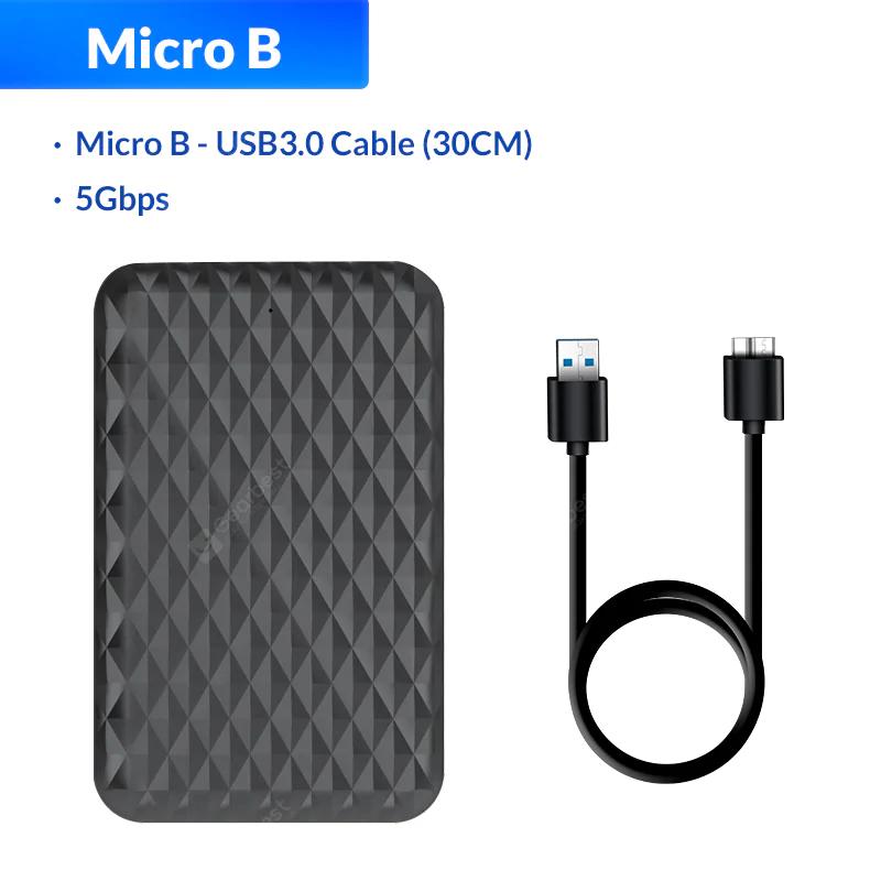 ORICO 2520U3 2.5 inch Portable Hard Drive External Enclosure Tool-free Sliding Cover Design - Black £3.12 @ Gearbest