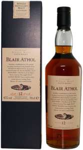 Blair Athol 12 Year Old - £30.99 @ The Whisky Shop (C&C Only)