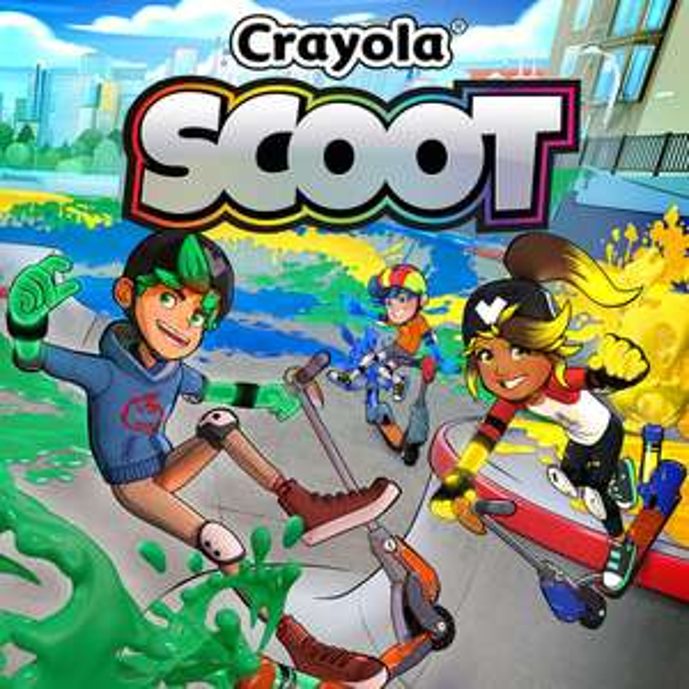 [Nintendo Switch] Crayola Scoot - £2.49 | £2.16 SA @ Nintendo eShop