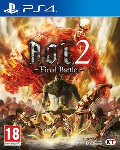 AOT2: Final Battle (PS4) for £18.85 delivered @ Base