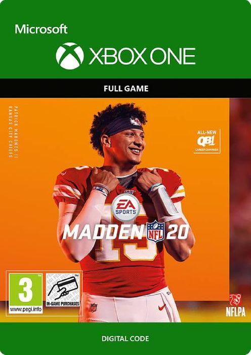 Madden NFL 20 [Xbox One] £9.79 @ CDKeys