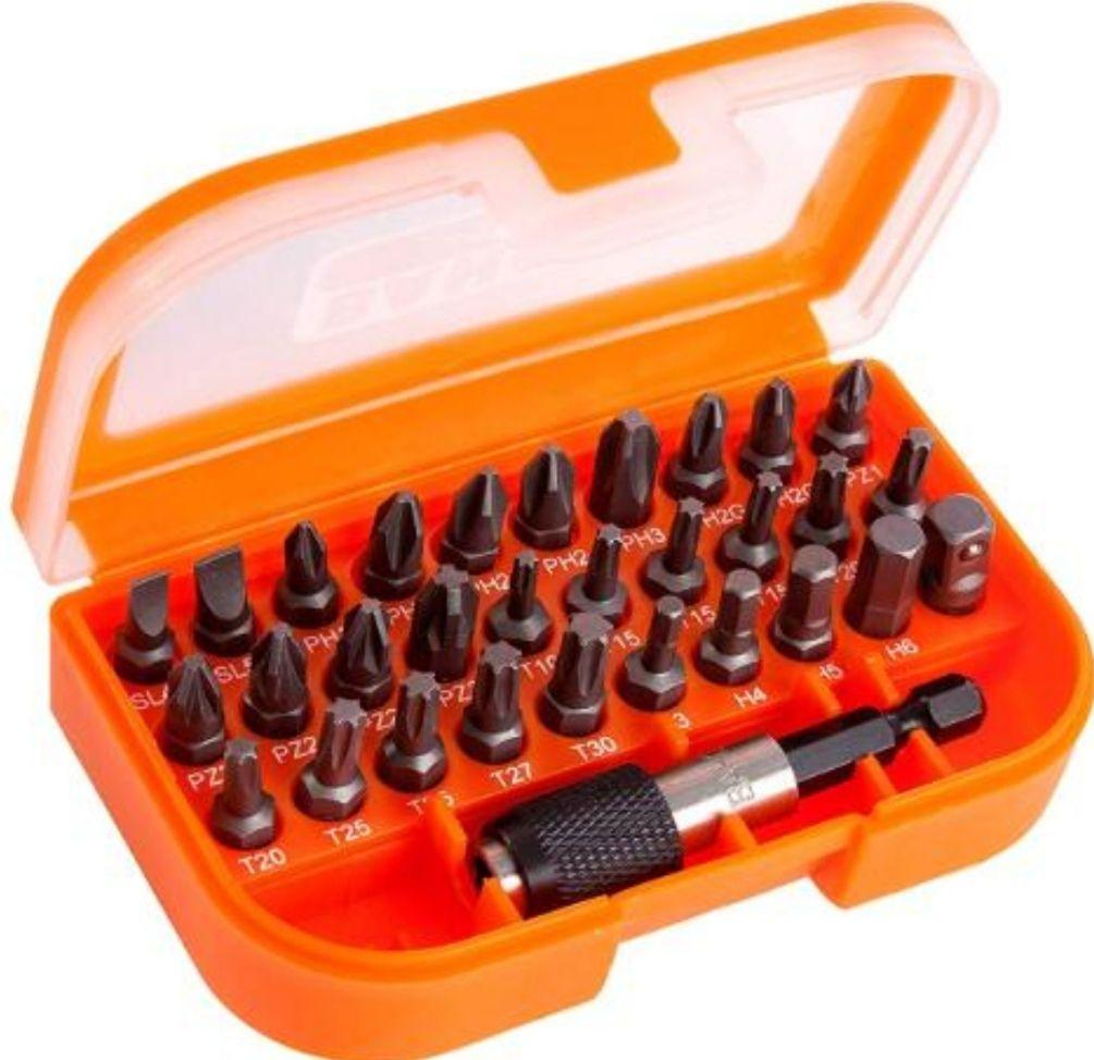 Bahco 31 Pieces BH59/S31B, Orange/Black - £8 Prime / £12.49 Non Prime@ Amazon