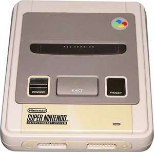 Used Original Super Nintendo Entertainment System Console (SNES), Discounted 24m warranty £56.95 delivered @ CEX