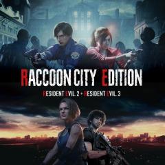 Raccoon City Edition - Resident Evil 2 + Resident Evil 3 PSN Turkey £36.02
