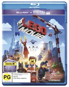 The Lego Movie (Blu-ray) [New & Sealed] - £1.99 Delivered @ Stockmustgo / eBay