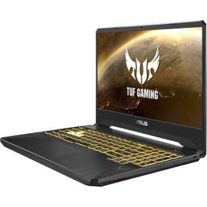 TUF FX505DT-HN484T GeForce GTX 1650 AMD Ryzen 5 8GB RAM 512GB SSD 15.6in for £699.99 / £599.99 after cashback @ Very