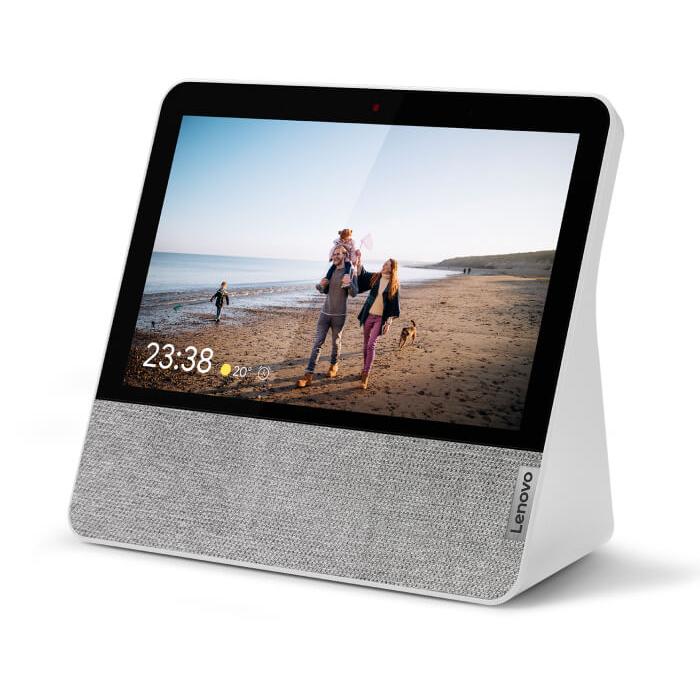 "Lenovo 7"" Smart Display With IPS Screen / Camera / Mic / Google Assistant - £59.99 @ Lenovo"