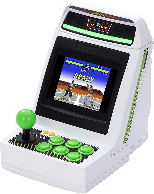 Sega Astro City Mini Arcade Console Pre-Order £122 Delivered @ Amazon Japan