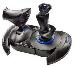 Thrustmaster Hotas 4 for PS4 and PC. £64.99 from Thrustmaster.