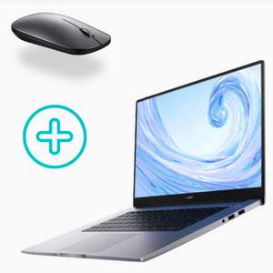 HUAWEI MateBook D 14 AMD Ryzen 5 3500U/8GB /512GB + Bluetooth Mouse for £499.99 @ Huawei