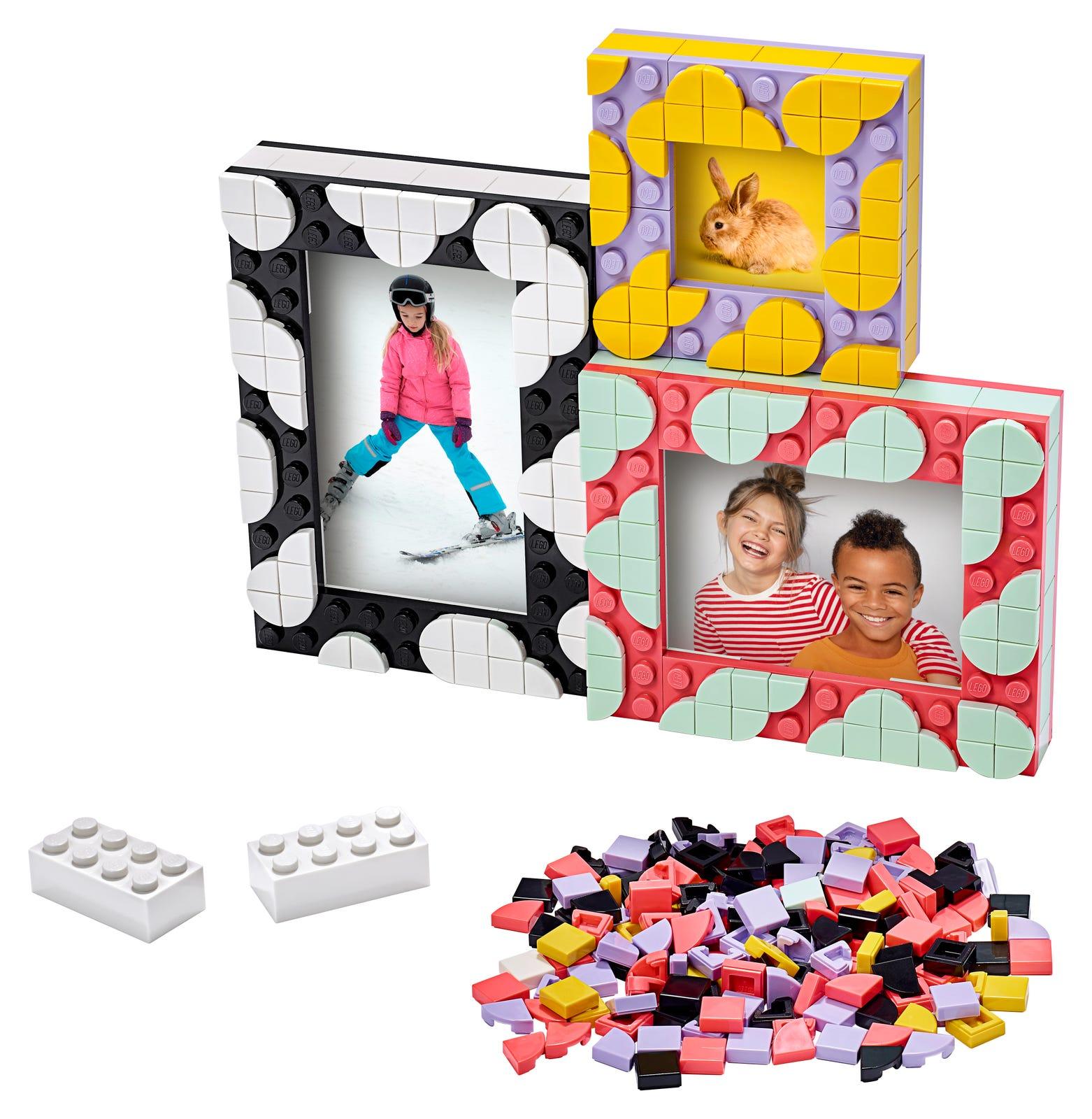 Various Lego sets half price in Morrison's (Kirkstall) - E.G Lego 41914 Dots frames £8