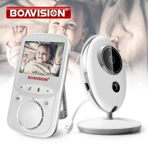 BoaVision VB605 wireless LCD video baby monitor for £30.19 delivered @ AliExpress Deals / BoaVision Official Store