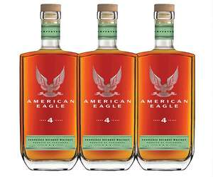 3 x 70cl 3 FOR £45 American Eagle Tennessee Bourbon Wiskey (4 years) @ Sadler's Ales