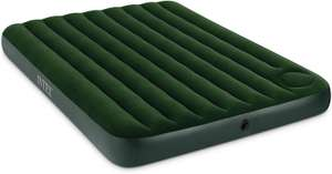 Intex Double Downy Airbed & Builtin Foot Pump for £11 @ Tesco