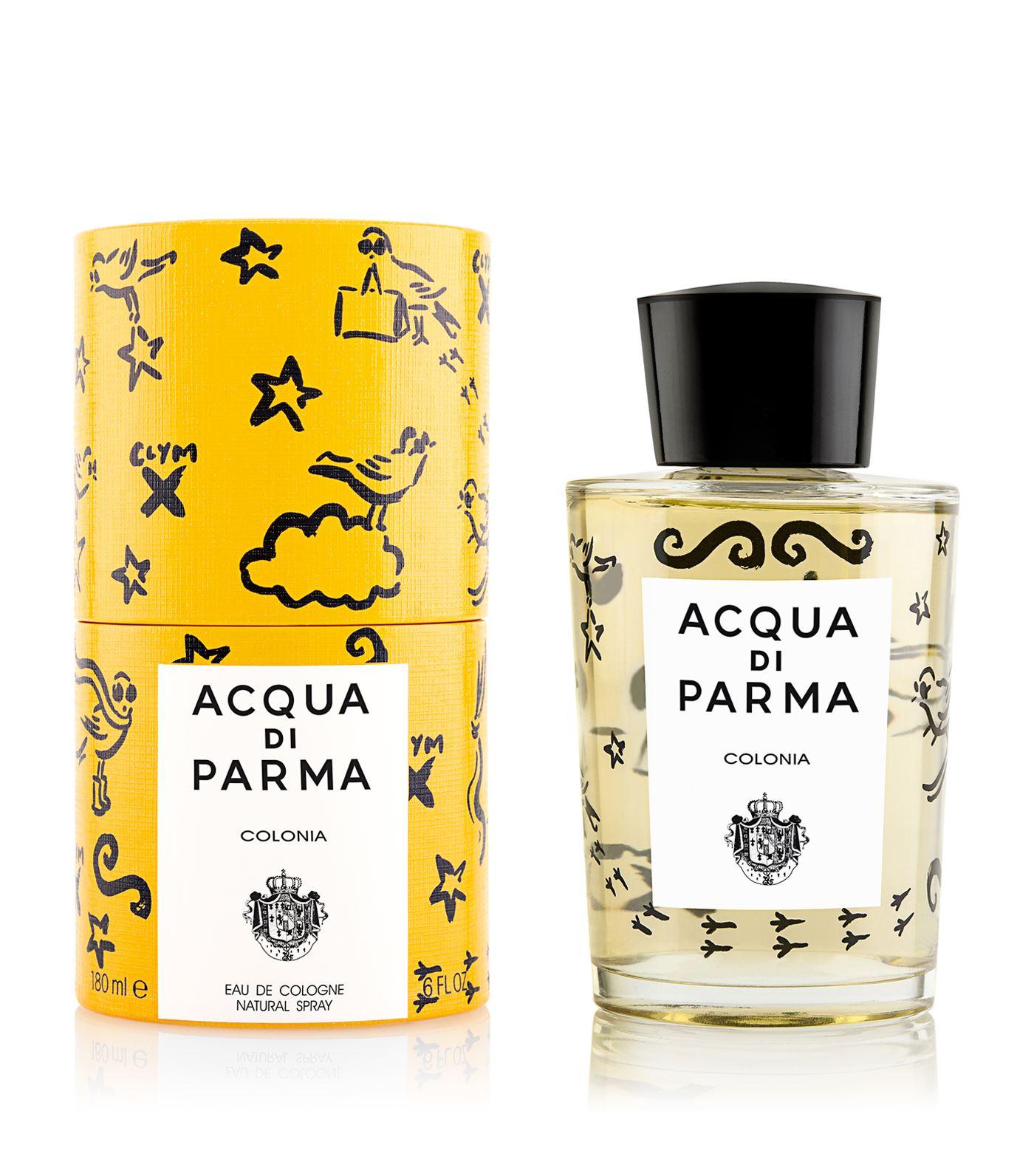 Acqua di Parma Colonia Eau de Cologne 180ml Spray - Artist Edition Bottle £73.80 @ Perfume click