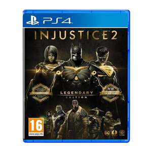 Injustice 2 Legendary Edition (PS4) for £12.95 Delivered @ The Game Collection