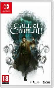 Call of Cthulhu [Nintendo Switch Game] £18.50 delivered at Coolshop