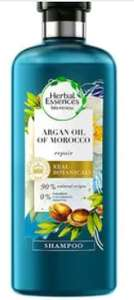 Herbal Essences Bio:Renew Shampoo Argan Oil of Morocco 400ml (others in the range also on offer) - £2.97 and free C+C @ Superdrug