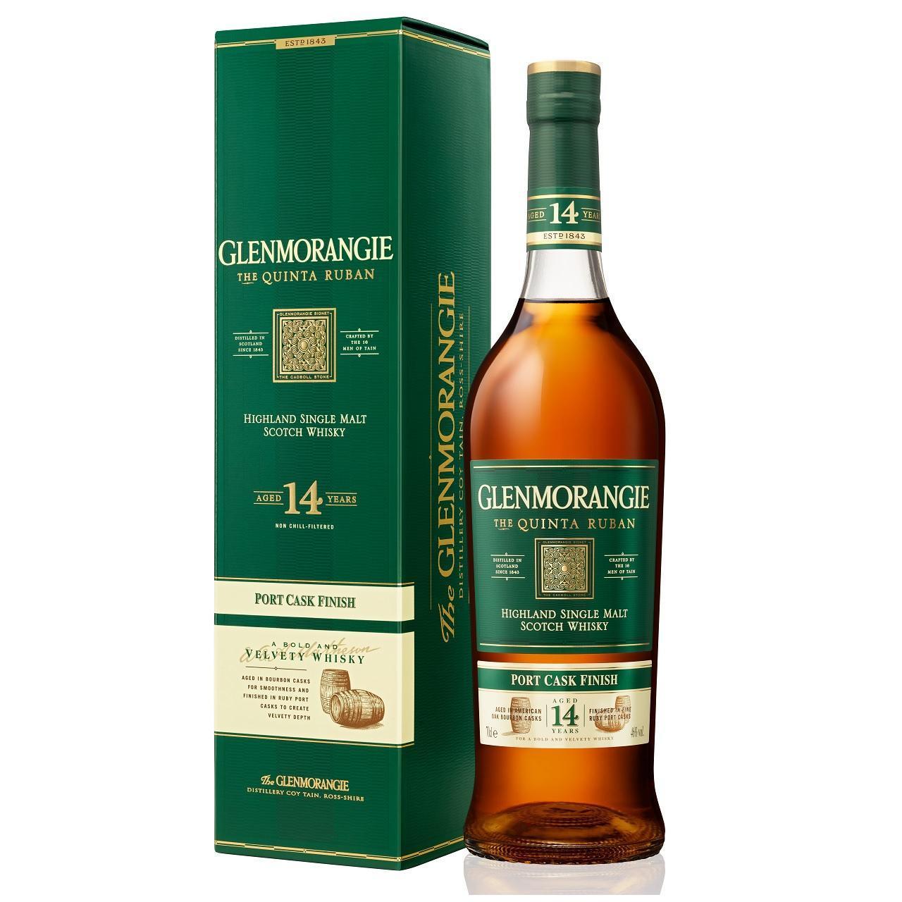Glenmorangie Quinta Ruban Single Malt Scotch Whisky - £36 @ Ocado