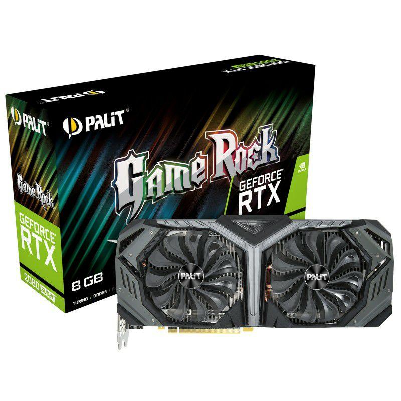 Palit GeForce RTX 2080 Super Gamerock 8192MB GDDR6 PCI-Express Graphics Card - £689.99 delivered @ Overclockers