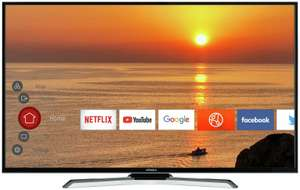 Hitachi 50HK6100U 50 Inch 4K Ultra HD HDR Smart WiFi LED TV - £279.99 at Argos with free collection