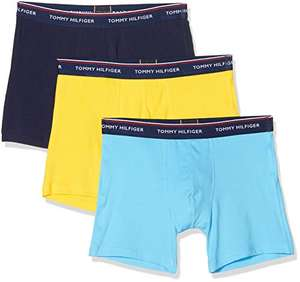 Tommy Hilfiger Men's Boxer Shorts (Small or Medium) £18 (with Prime) £22.49 non-prime @ Amazon