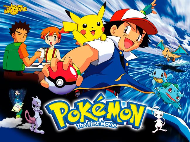 Pokémon: The First Movie (1999) - FREE to Stream @ Pokemon TV