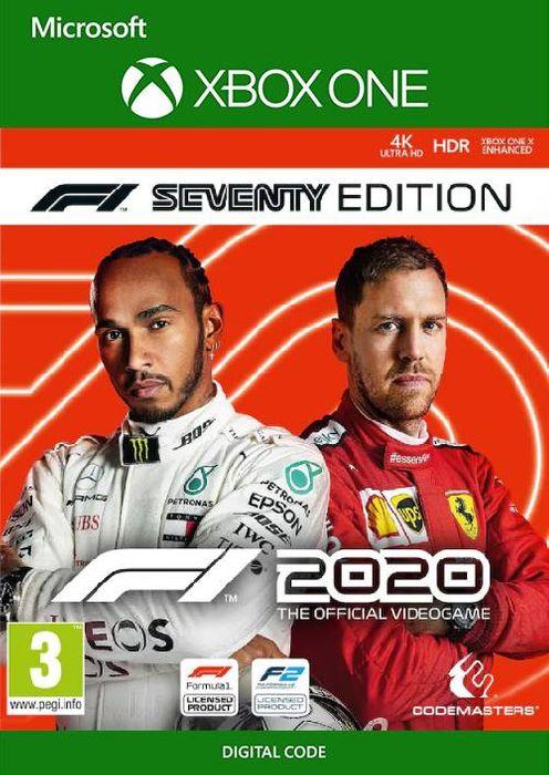 F1 2020 Seventy Edition [Xbox One] - £29.99 @ CDKeys