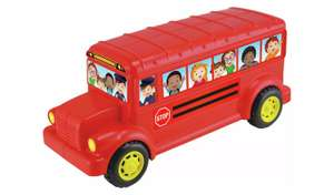Chad valley fun phonics bus down to £3.00 instore Sainsbury's Colchester Avenue Cardiff