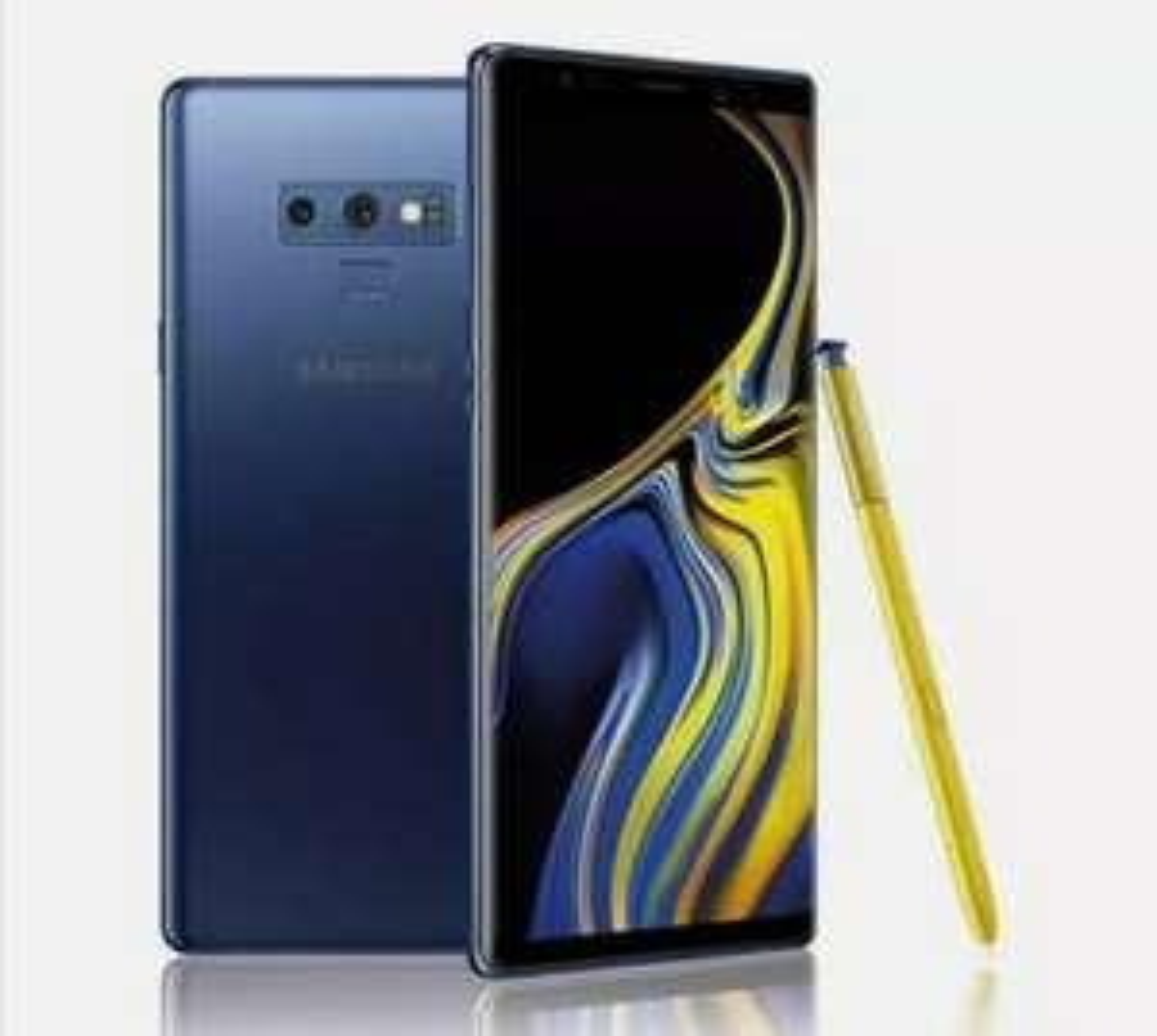Samsung Galaxy Note 9 SM-N960F Unlocked Smartphone Grade B Refurbished - £260.99 @ Stock Must Go / Ebay