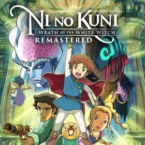 [PS4] Ni no Kuni: Wrath of the White Witch Remastered - £13.68 using Simply Games credit @ PlayStation Store