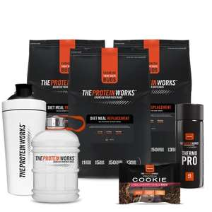 Weight Loss Bundle - £19.99 With Code @ The Protein Works