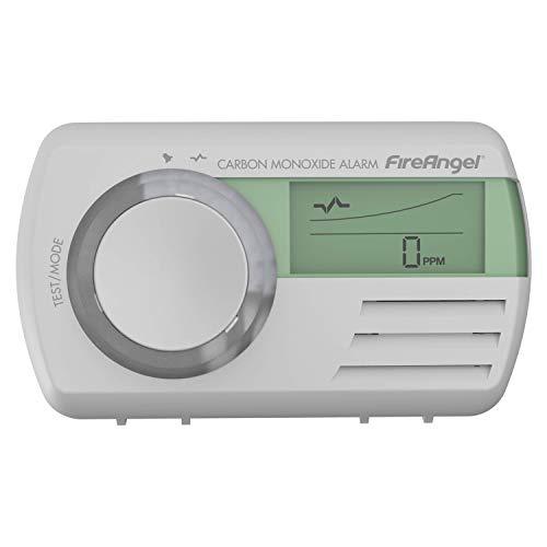 Fireangel CO-9D Digital Sealed for Life Carbon Monoxide Alarm, White - £15.94 Prime (+£4.49 Non Prime) @ Amazon