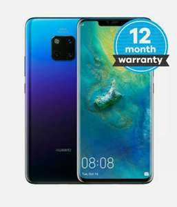 Huawei Mate 20 Pro - 128GB Refurbished - Black- Good for £206.99 at Ebay/Music Magpie