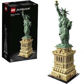Lego Architecture Statue of Liberty 21042 £71.99 delivered @ Zavvi