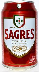 Sagres 330ml can 5.0% imported beer £21.60 instore @ Asda Handsworth, Sheffield
