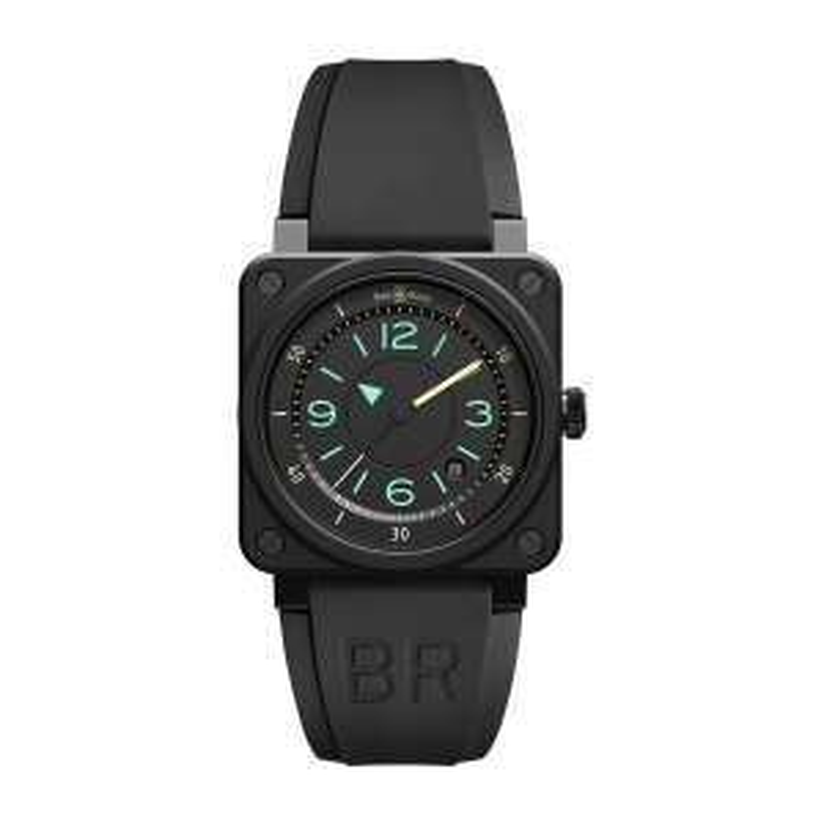 Bell and Ross BR03-92 Bi-Compass 42mm Mens Watch £2392 - Fraser Hart