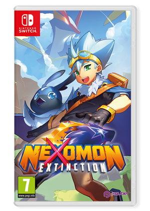 Nexomon: Extinction (Nintendo Switch) pre-order £22.85 delivered at Base