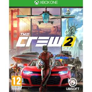 The Crew 2 for Xbox One - £10 delivered @ AO