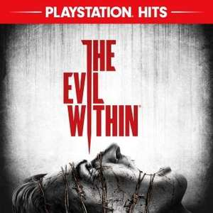 [PS4] The Evil Within - £4.79 @ PlayStation Store