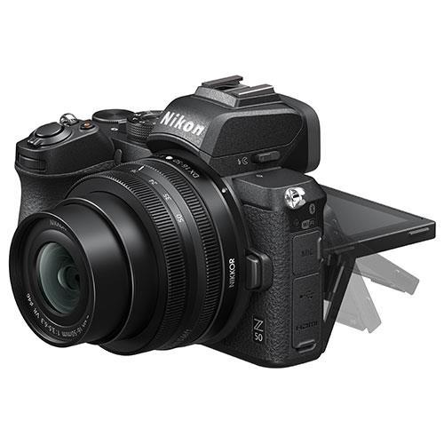 Nikon Z50 + 16-50mm VR Lens at Jessops for £799.97