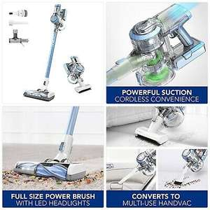 Tineco A11 Hero Cordless Handheld Stick Vacuum Cleaner 22Kpa Power Suction 2-in-1 Rechargeable £194.65 Sold by Tineco & Fulfilled by Amazon
