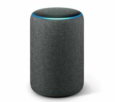 Amazon Echo Plus 2nd Generation (Charcoal / White / Grey) £59.99 @ Currys / eBay